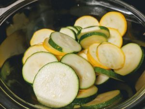 Summer Squash and Zucchini Slices