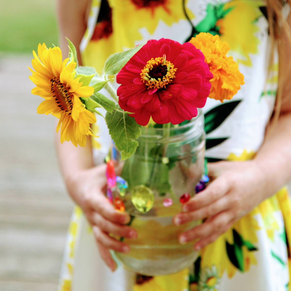 Black Oil Sunflower Seeds: Grow Bouquets or Birdseed